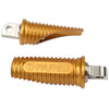 Thrashin Supply Canyon Pegs - Gold
