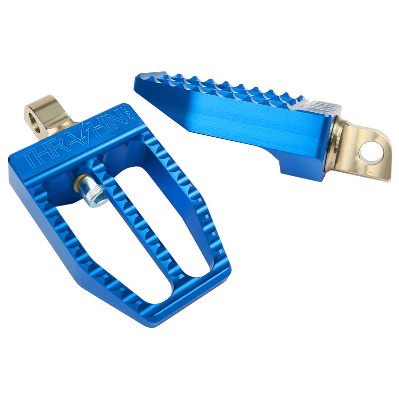 Thrashin Supply Militant Peg - Blue