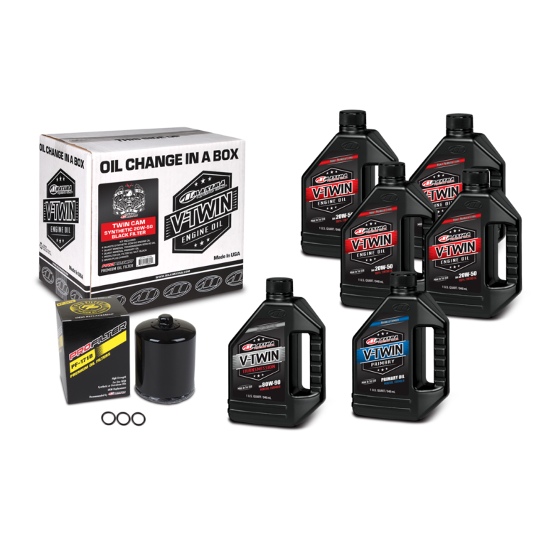 V-TWIN OIL CHANGE KITS