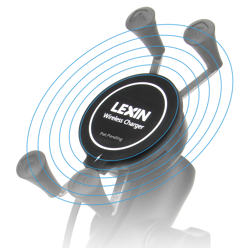 LEXIN WPC™ QI WIRELESS CHARGER