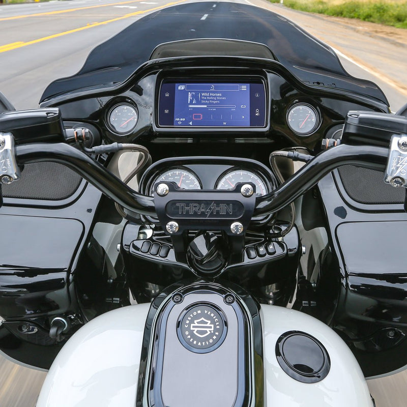Bars, Risers, & Adapter Plate Bundle - Road Glide