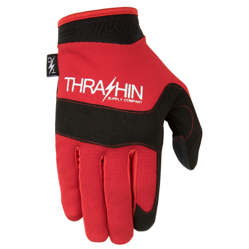 Thrashin Supply Covert V2 - Red/Black