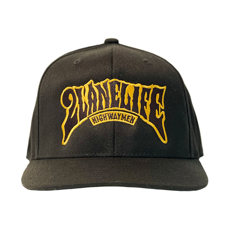 US Highway 163 - 6 Panel Snap Back