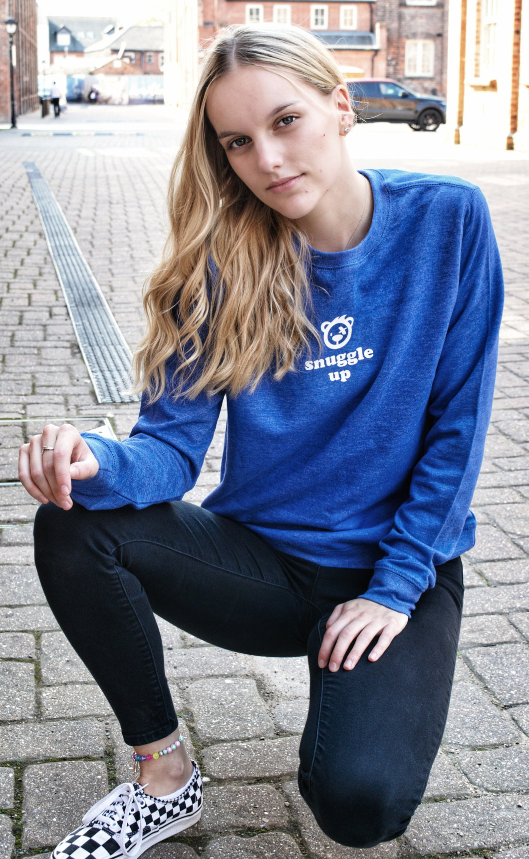 Women's snuggle up sweatshirt