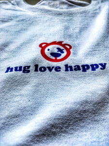 Women's hug love happy T-shirt