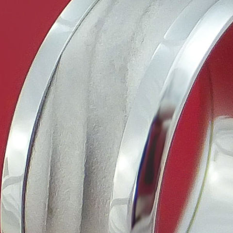 White Gold Rings and Bands