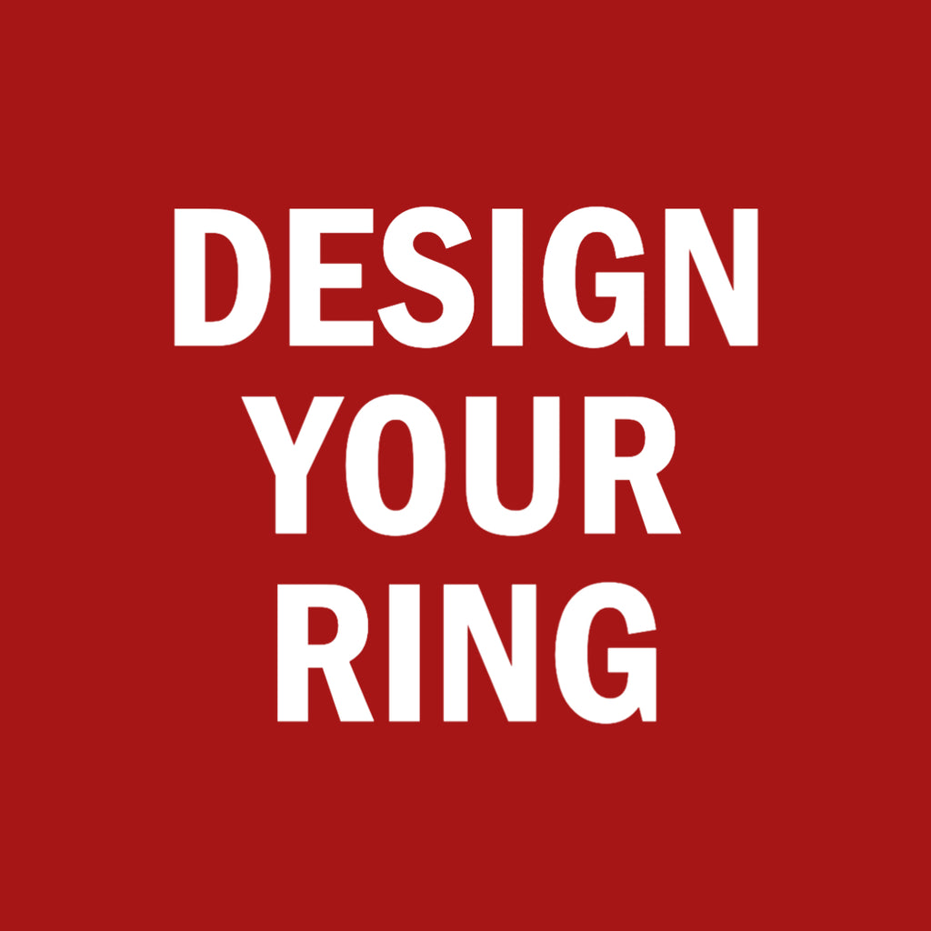 Design your custom men's wedding ring