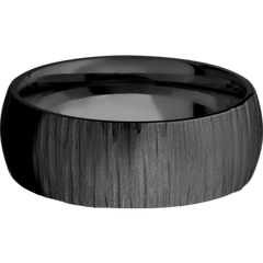 Black Zirconium Treebark 1 Finish