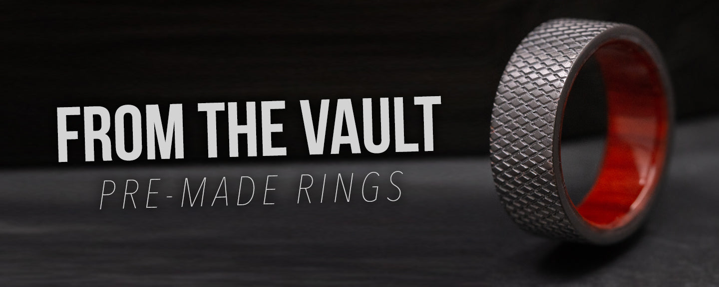 From the Vault - Pre-Made Rings