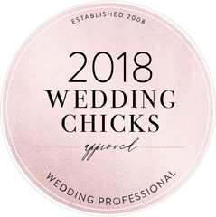 WeddingChicks.com Approved