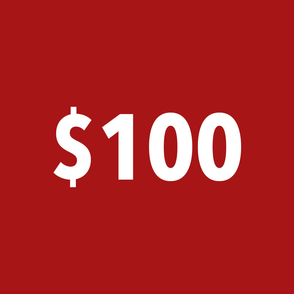 $100 Make-Up Charge by Stonebrook Jewelry