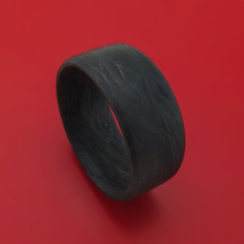 Solid Forged Carbon Fiber Ring