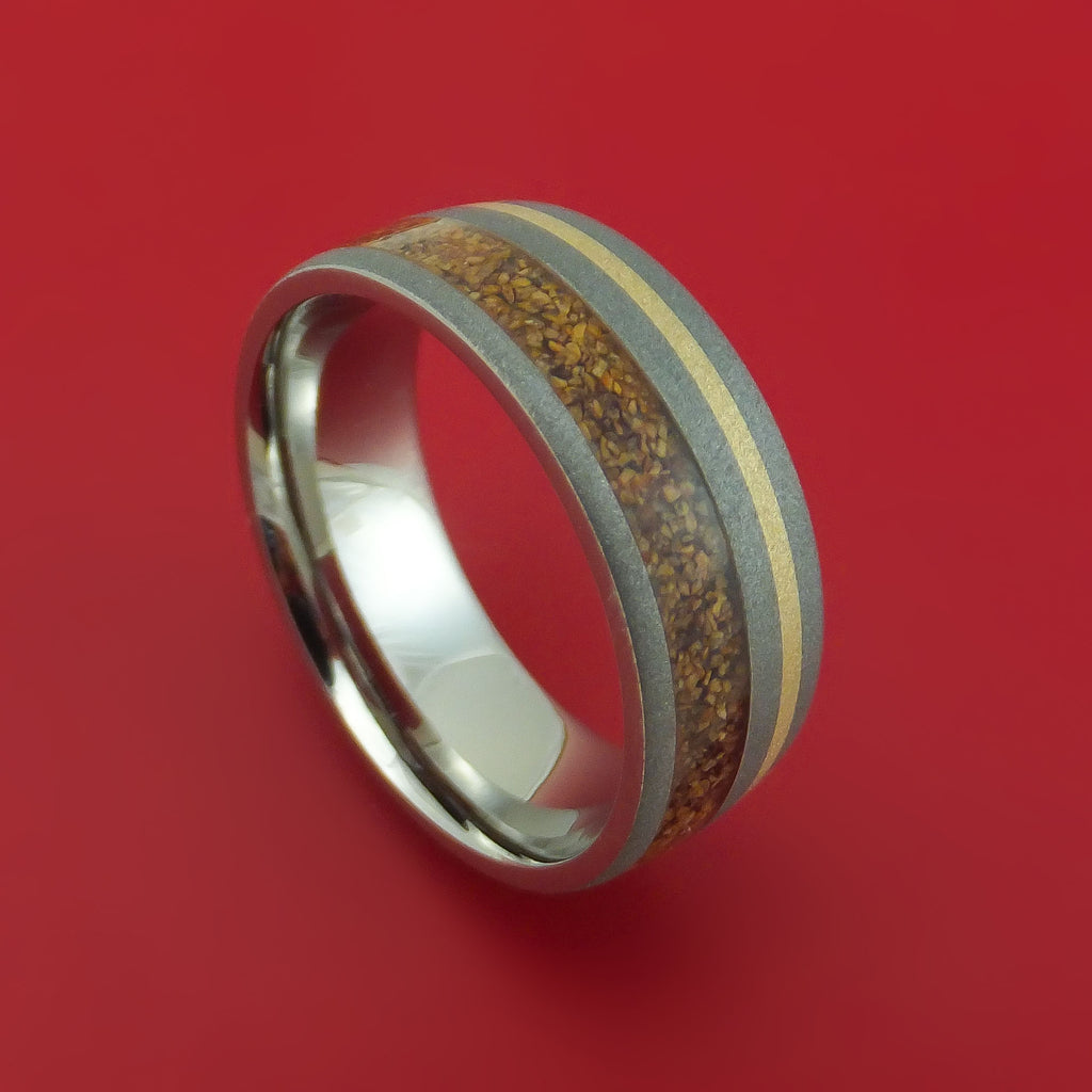 Dinosaur Bone Wedding Bands And Engagement Rings Stonebrook Jewelry