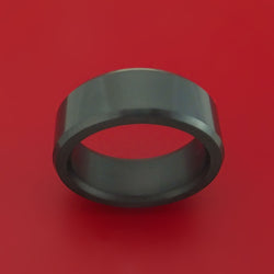 Elysium Black Diamond Men's Wedding Band