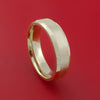 14k White Gold Ring Custom Made Band