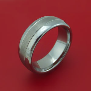 Tungsten Ring Custom Made Band