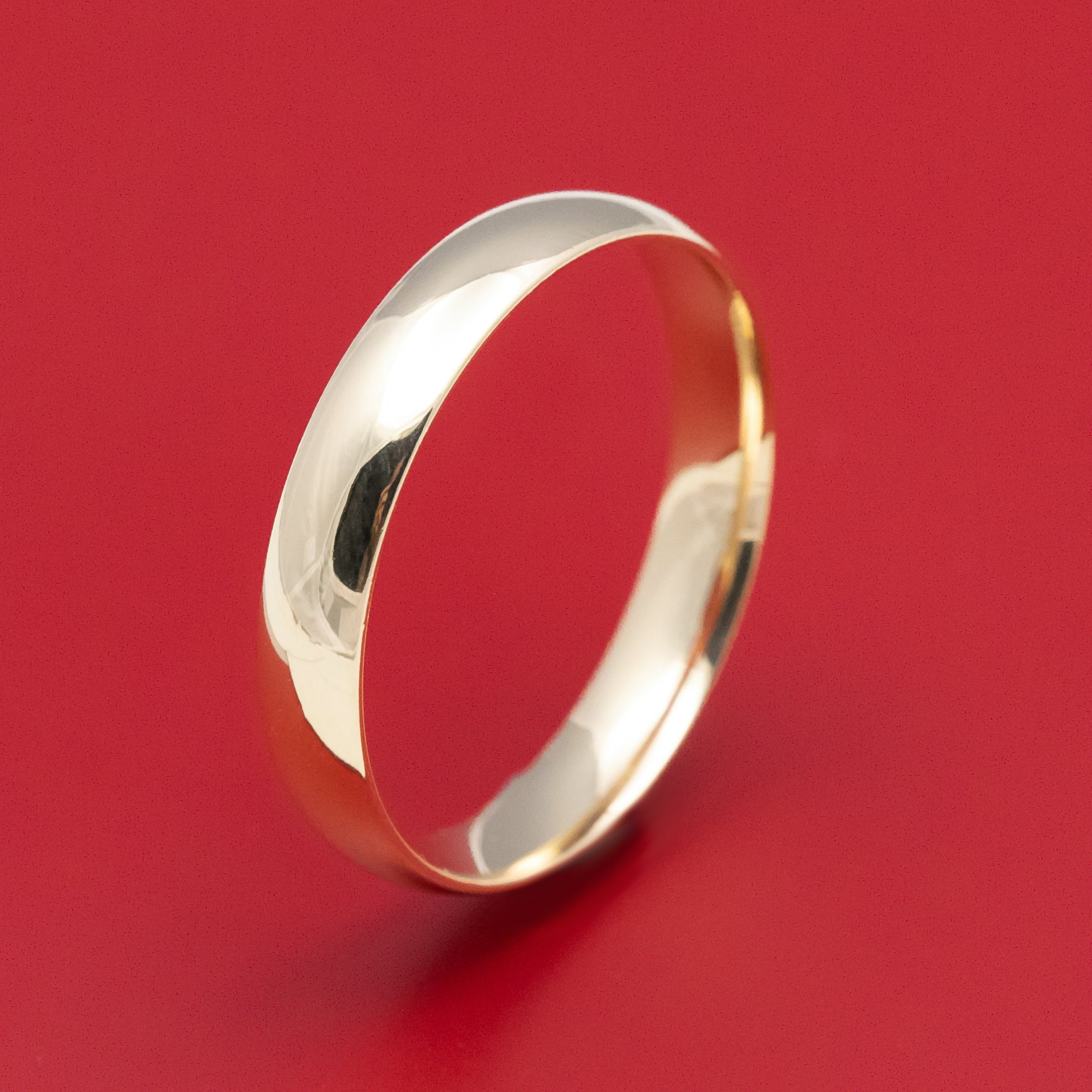 It is just an image of Classic Gold 43mm Wide Wedding Band