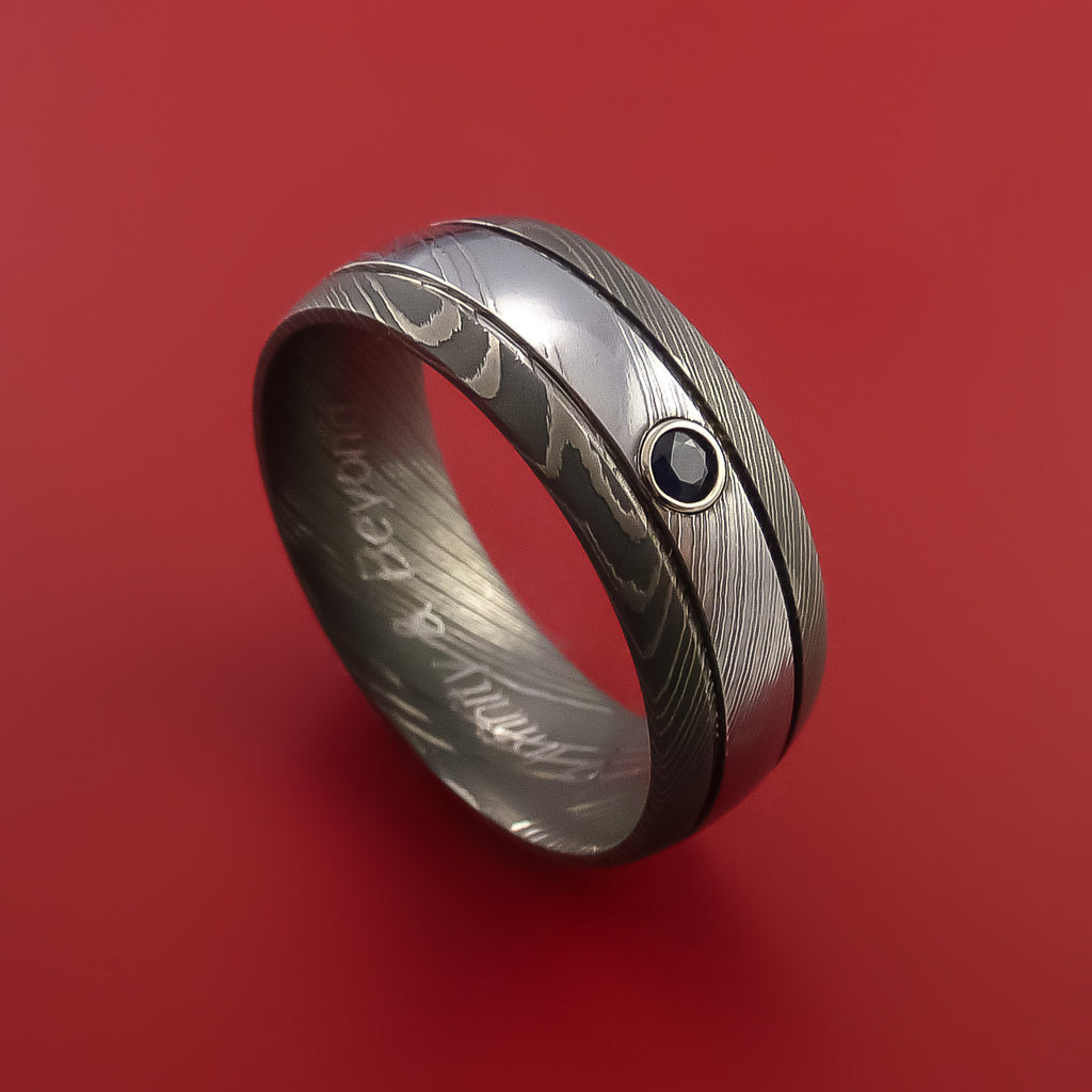 Damascus Steel Rings – Page 3 – Stonebrook Jewelry