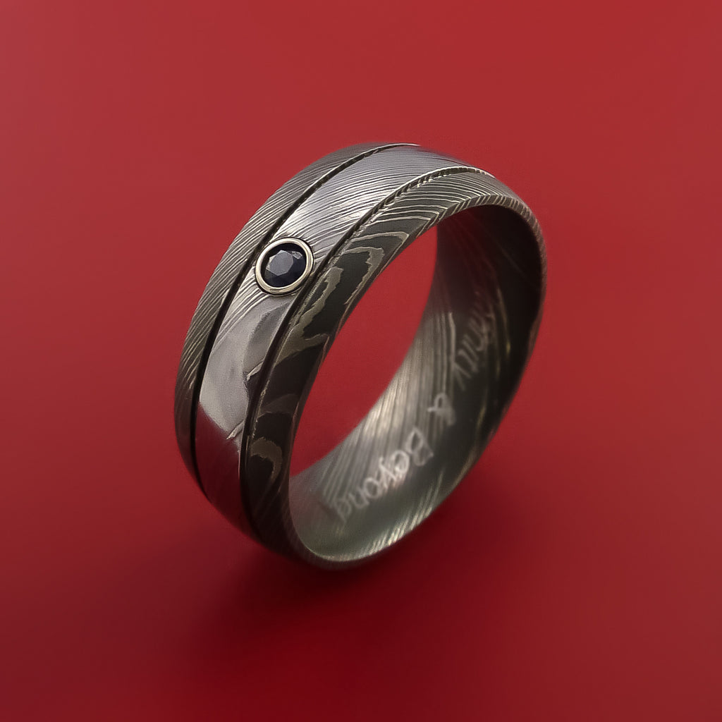 wedding new jewelry punk for engagement woman carbon steel rings stainless fiber pattern item ring men color arrival blue women in fashion dragon types from