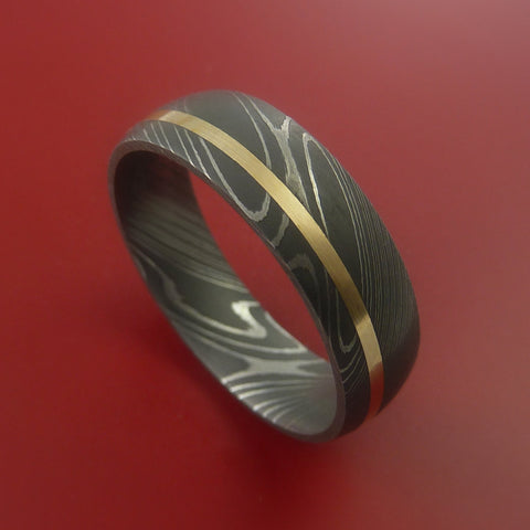 Damascus Steel Stonebrook Jewelry