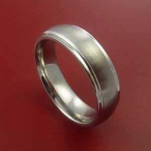 Titanium Ring Custom Made Band