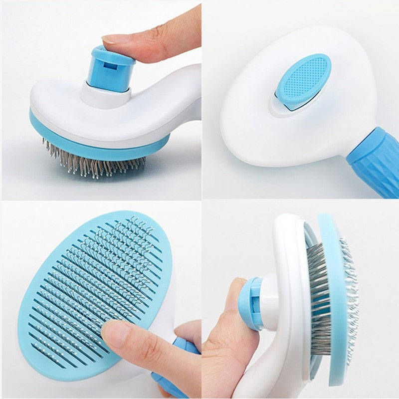 Pet Dog Hair Removal Comb Grooming