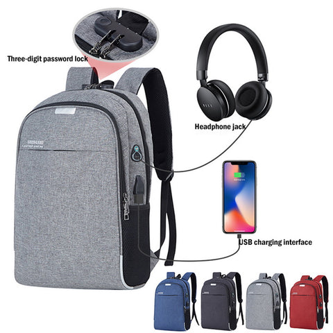 Travel Anti Theft Backpack / Waterproof Backpack