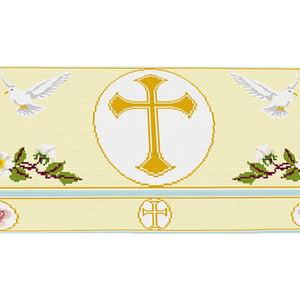 Wedding Day Kneeler Kit - Close Up