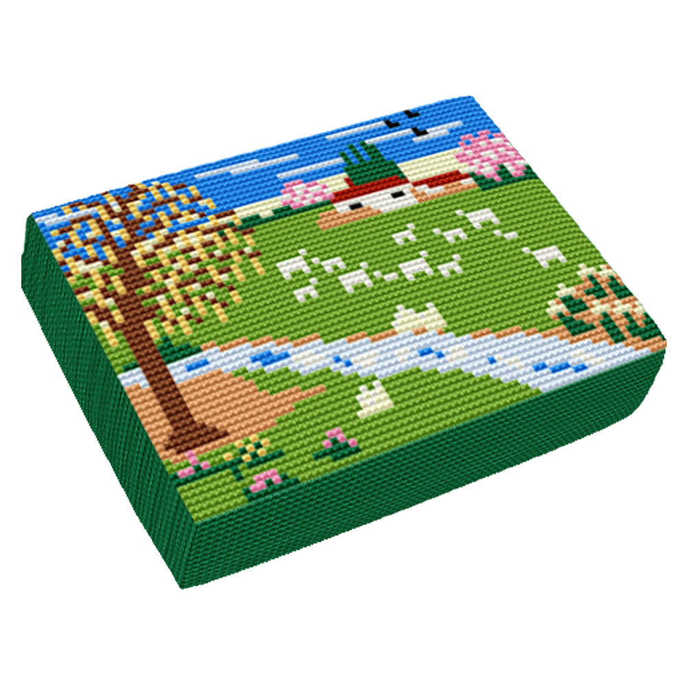 Spring Scene Kneeler Kit