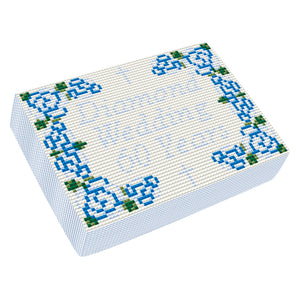 Diamond Wedding Kneeler Kit