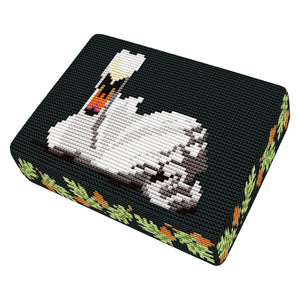 Swan and Cygnet Kneeler Kit