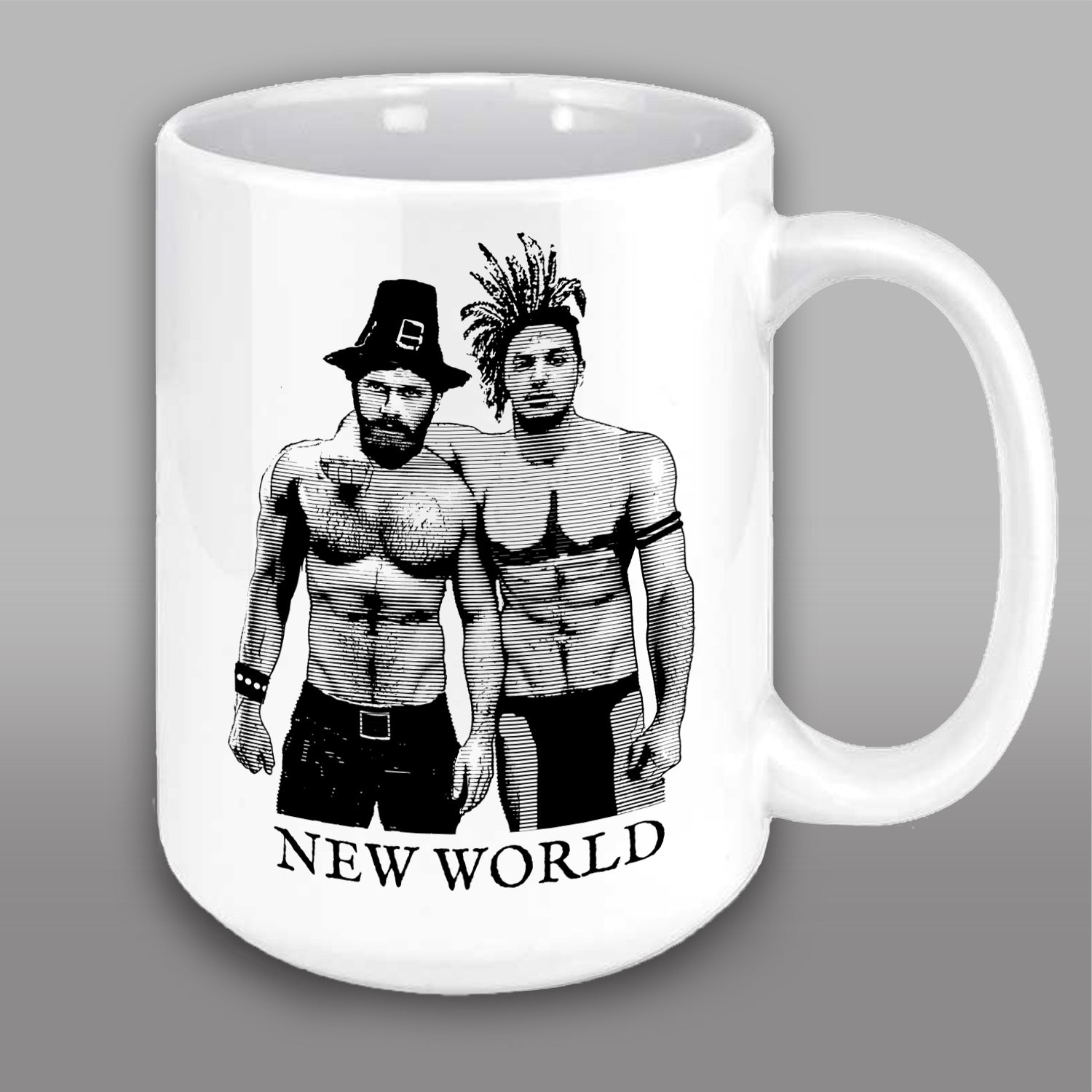 New World Mug