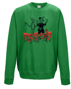 Tinman and Scarecrow Sweatshirt