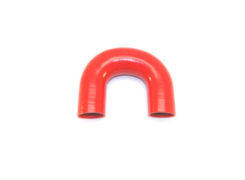 "3.0"" 180° Silicone Elbow"