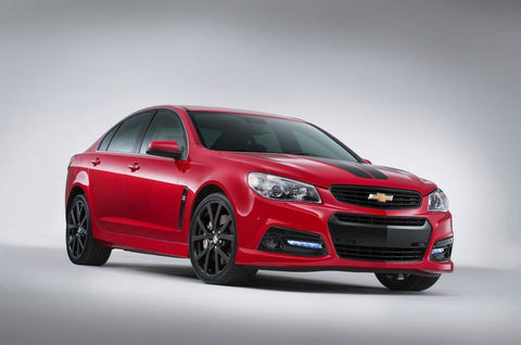 UPP 13-17 Chevrolet SS (VF) Twin Turbo Kit