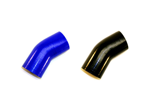 "4.5"" 30° Silicone Elbow"