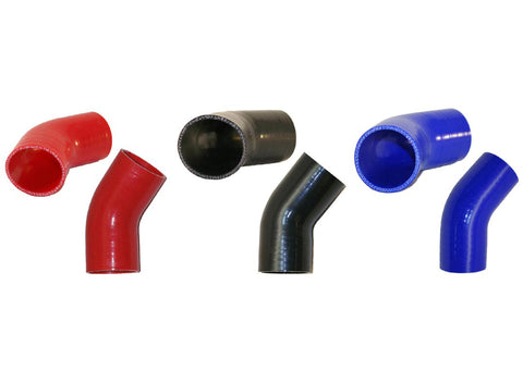 "2.50"" 45° Silicone Elbow"