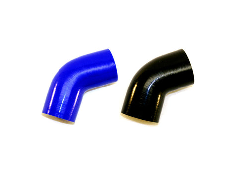 "2.25"" 60° Silicone Elbow"