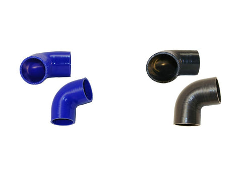 "1.625"" 90° Silicone Elbow"