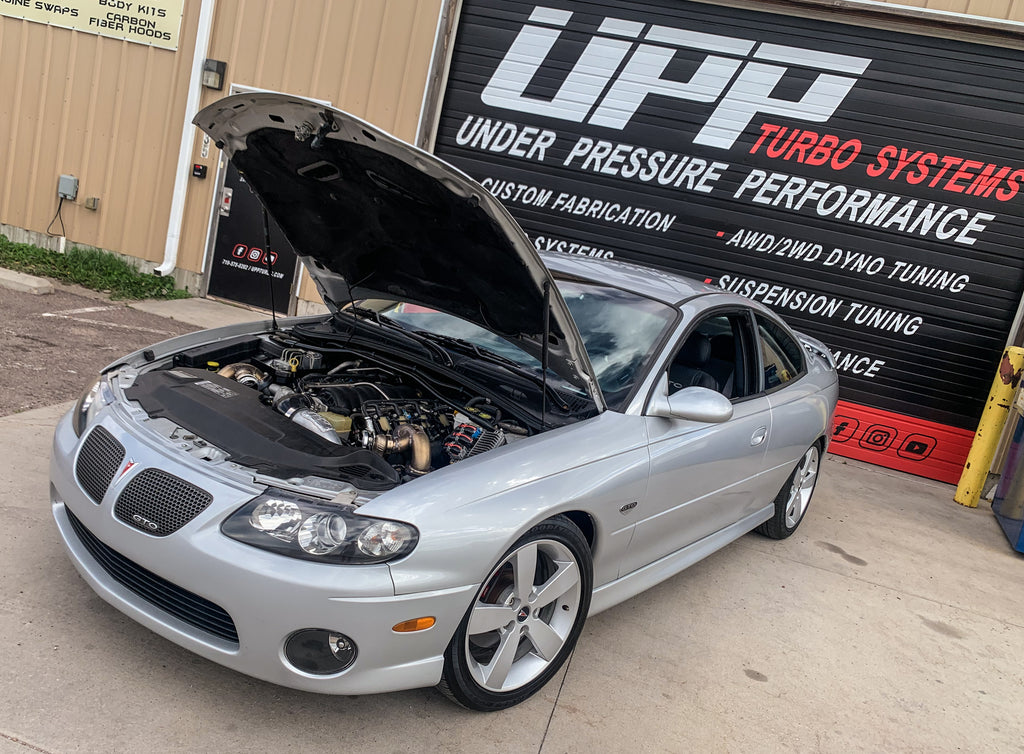 UPP 04-06 GTO Twin Turbo Kit R2.0