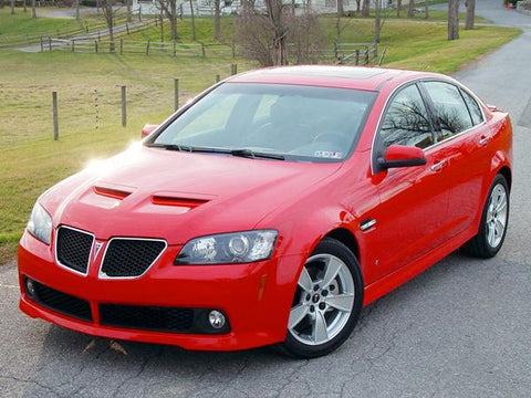 UPP 08-09 G8 GXP/GT Twin Turbo Kit