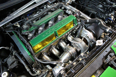EVO VIII/IX T3 Top Mount Turbo Manifold