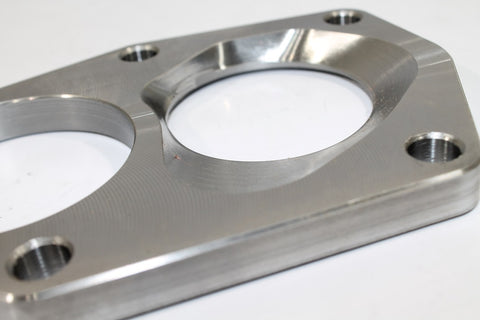 EVO 8/9 O2 Housing Flange