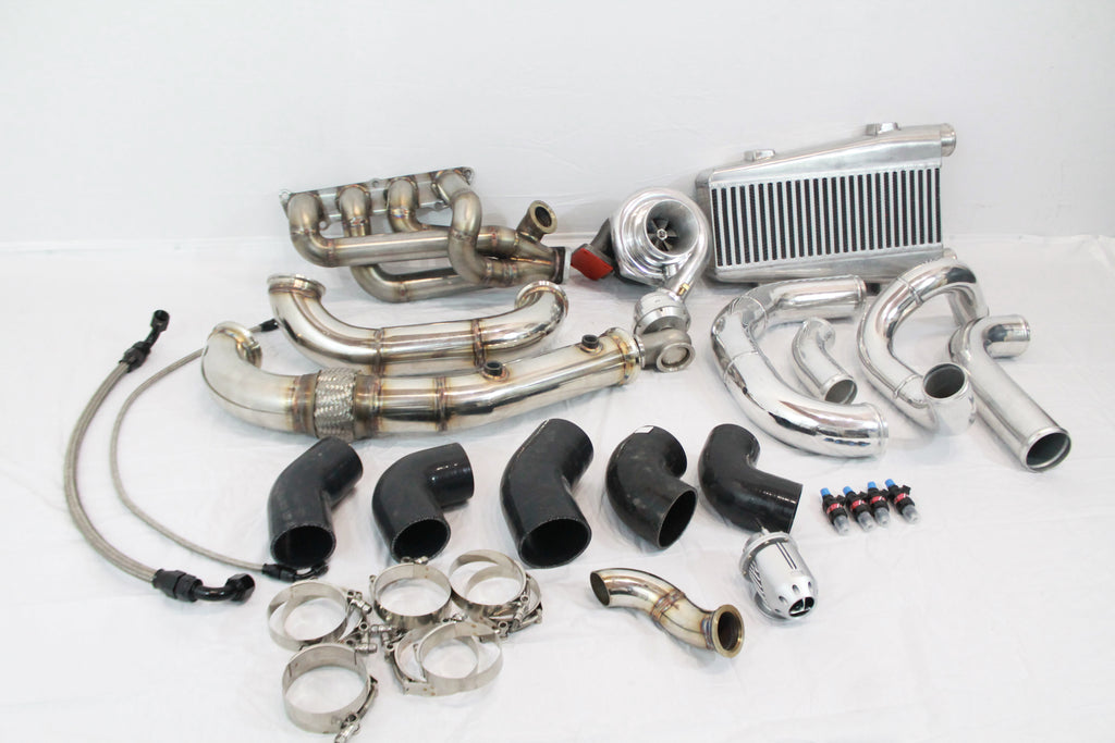 UPP 02-06 RSX Side Mount Turbo Kit