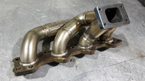 UPP Miata 1.8L Turbo Manifold w/Down Pipe