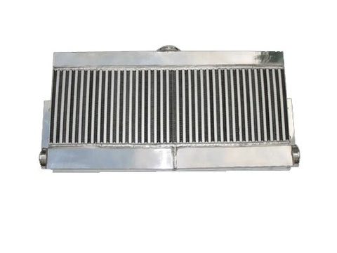 "Intercooler 29""x13""x3.5"" - (2x) 2.5"" Inlet/ 3"" Outlet"