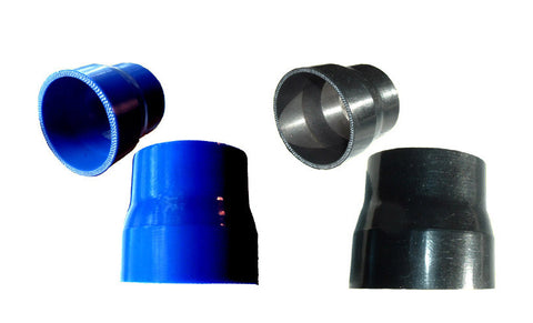"4.0"" to 2.5"" Silicone Reducer"