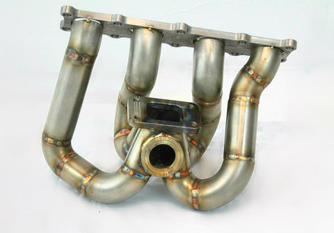 EVO X Top Mount Turbo Manifold