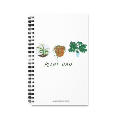 plant dad journal