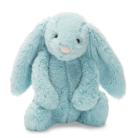 Bashful Bunny Aqua - Medium